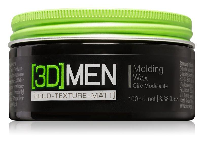 Schwarzkopf Professional [3D] MEN Molding Wax For Men